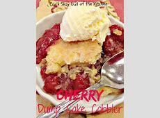 coconut cherry dump cake_image