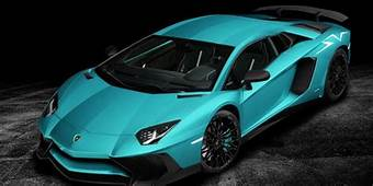 The Lamborghini Aventador LP750 4 Superveloce Option List