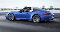 2016 Porsche 911 4 Targa 4 Pricing And