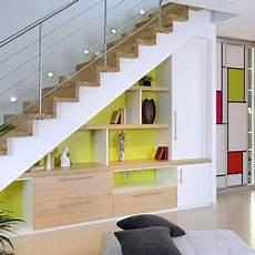 etagere sous escalier am 233 nagement d int 233 rieur design sur mesure par agem