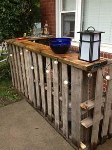 Image Associ 233 E Recycled Pallet Furniture Pallet Bar