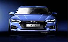 2019 Audi A7 Headlights by 2019 Audi A7 Debuts With More Screens Leds And Technology