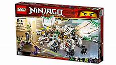 lego ninjago 2019 ultra and the rest of the sets