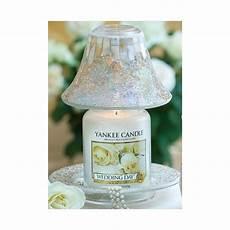 accessori per candele accessori gold pearl yankee candle paralume e piatto