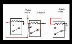 what is a latching relay types of relays