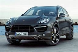Less Weight And More Sport For Porsche Cayenne Turbo