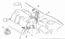 2004 mazda 6 engine diagram where is the coolant sensor located in a 2004 mazda 6 3 0 engine