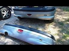Comment D 233 Monter Le Pare Choc Arri 232 Re Sur Peugeot 206