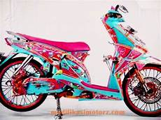 Airbrush Beat Karbu by Modifikasi Motor Beat Karbu Air Brush Modifikasimotorz