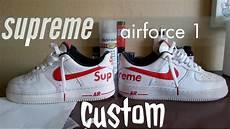 nike air supreme supreme nike air custom