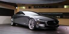 Mazda Vision Coupe Concept A Gorgeous Signal Of
