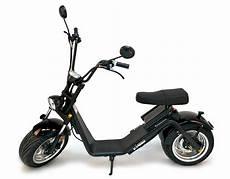 city scooter elektro edi elektro scooter 1200l chopper city scooter schwarz