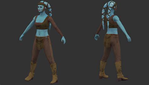 Jedi Academy Nude Mod