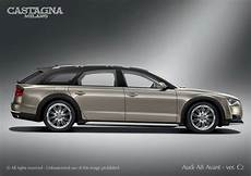 Castagna Is An Audi A8 Avant Allroad W12
