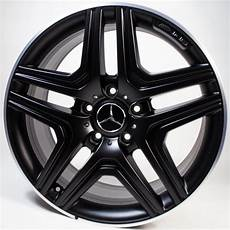 G 63 65 Amg 20 Inch Light Alloy Wheels 5 Spoke