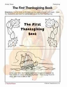 the first thanksgiving book teachervision