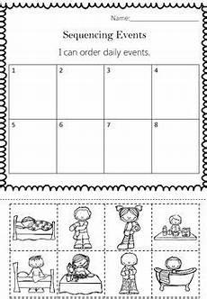 time sequencing worksheets 3200 sequencing daily events secuencia de eventos primeros grados secuencias temporales