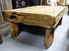 Table Basse Bois Brut Id 233 Es De D 233 Coration Int 233 Rieure