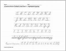 cursive handwriting worksheets with arrows 21971 operating system punctuation and cursive on