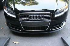 F 252 R Audi A4 S4 Rs4 B7 Front Spoiler Lippe Frontsch 252 Rze