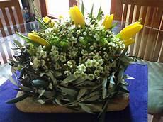 fiori di ulivo il giardino sfumato nido pasquale
