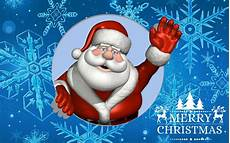 merry christmas greeting card with santa claus desktop backgrounds 3840x2400 wallpapers13 com