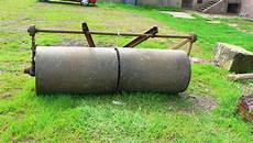 How To Build A Lawn Roller Hunker