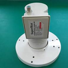 5150 mhz high gain supermax c band lnb used with satellite dish in satellite receiver from