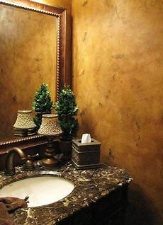 bathroom faux paint ideas this powder room with the faux wall finish and granite counter tops faux finishes for
