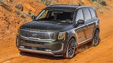 2020 kia telluride drive review and