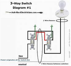 3 Way 4 Switch Wiring Diagram Ask The by Easy To Understand Wiring For Switches