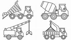 printable coloring pages construction vehicles 16425 learn colors for with big construction truck colouring pages kidst truck coloring