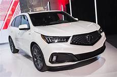 acura surprises new york with mdx a spec reconfirms type