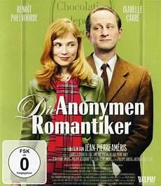 Die Anonymen Romantiker - die anonymen romantiker dvd oder vod leihen