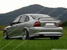 Vauxhall Vectra B I500 Style Spoiler Ebay
