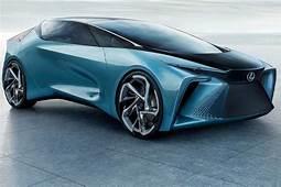 Tokyo Motor Show 2019 Lexus Unveils Electric Vehicle