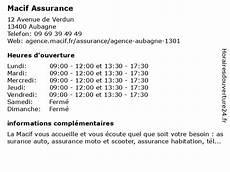ᐅ Macif Assurances Horaires D Ouverture 12 Avenue De