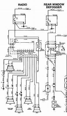 Here Is The Wiring Diagram For The Radioin Eagles Images