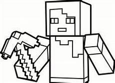 Malvorlagen Minecraft Steve 25 Best Ausmalbilder Minecraft Images Minecraft Coloring
