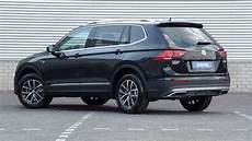 Volkswagen New Tiguan Allspace 2018 Comfortline Black