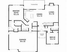 2br house plans 1553ft 2br 2 5bath plus basement main floor plan dream