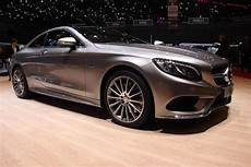 Geneva 2014 Mercedes S Class Coupe The About