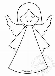 template coloring page