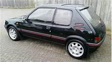 A Saisir Une Peugeot 205 Gti Turbo Diesel