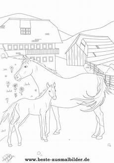 Ausmalbilder Bauernhof Mit Pferden Ausmalbild Pferd Bauernhof Ausmalbilder Ausmalen