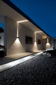 Led Outdoor Wall Lights Photo 15 En 2019 Eclairage