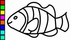 clown fish colouring for coloring pages for