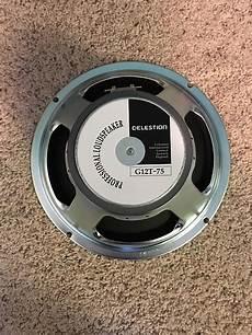 celestion g12k 100 celestion g12 t 75 guitar speaker 8ohm reverb