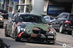 Military Style Hamann M3 E93 Cabriolet