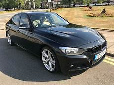 62 Plate Bmw 318d Auto M Sport F30 Black Leather